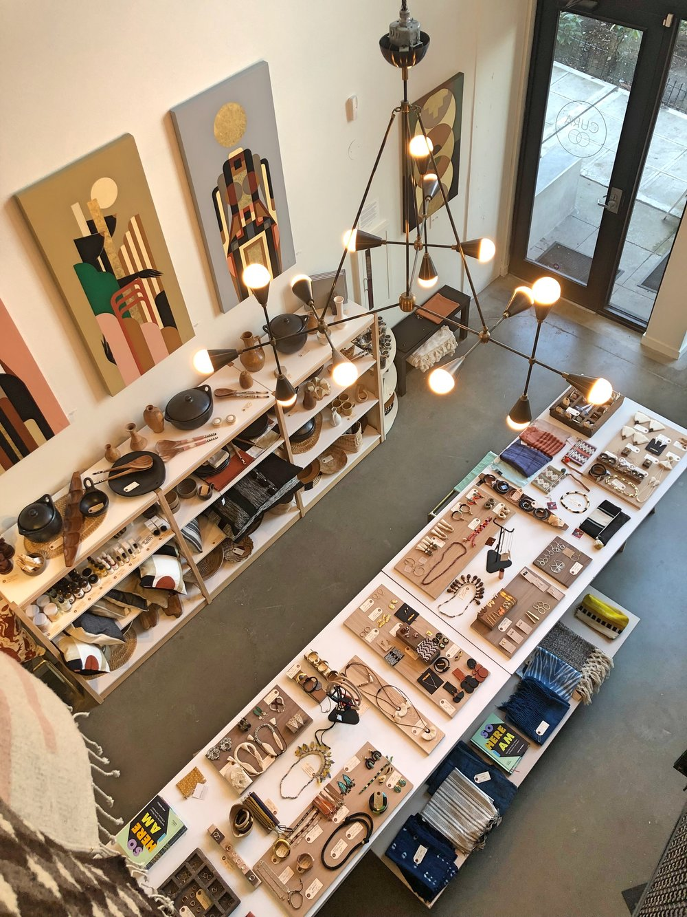 Cura Gallery - Photo Courtesy of AKiko Eisner-Waters