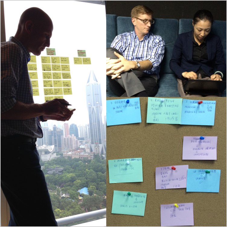 Customer research with technology decision makers  - Shanghai, China, Jul 2014