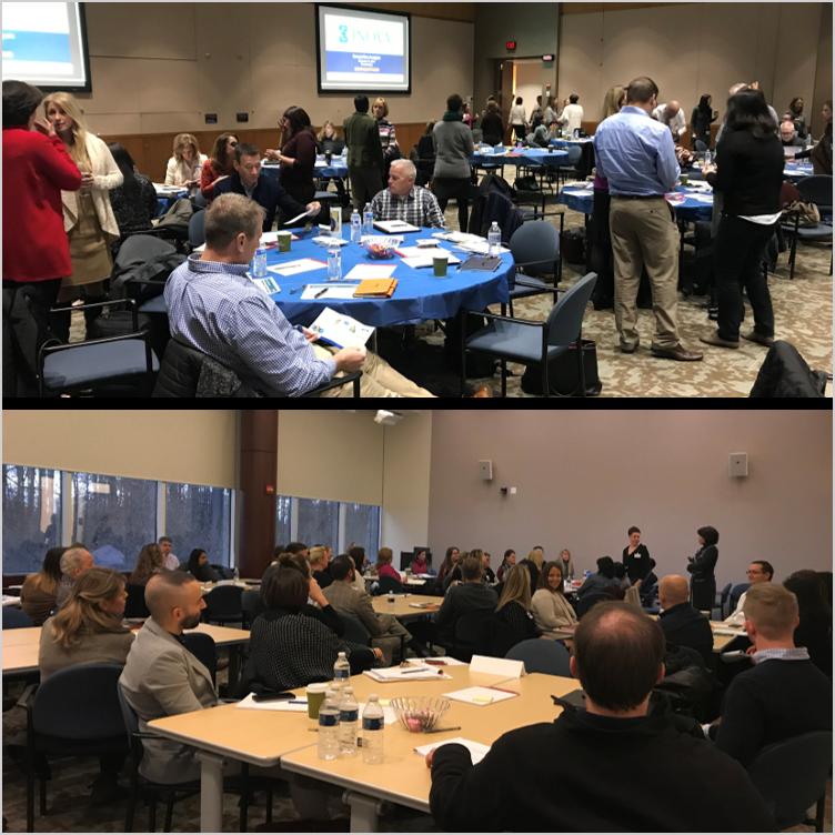 Facilitating integrated annual planning workshop  - Washington, DC, Dec 2017