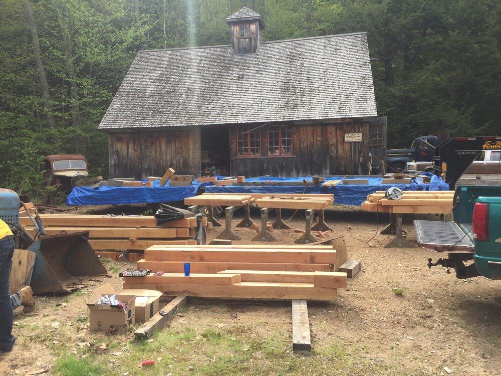Douglas Fir Lumber