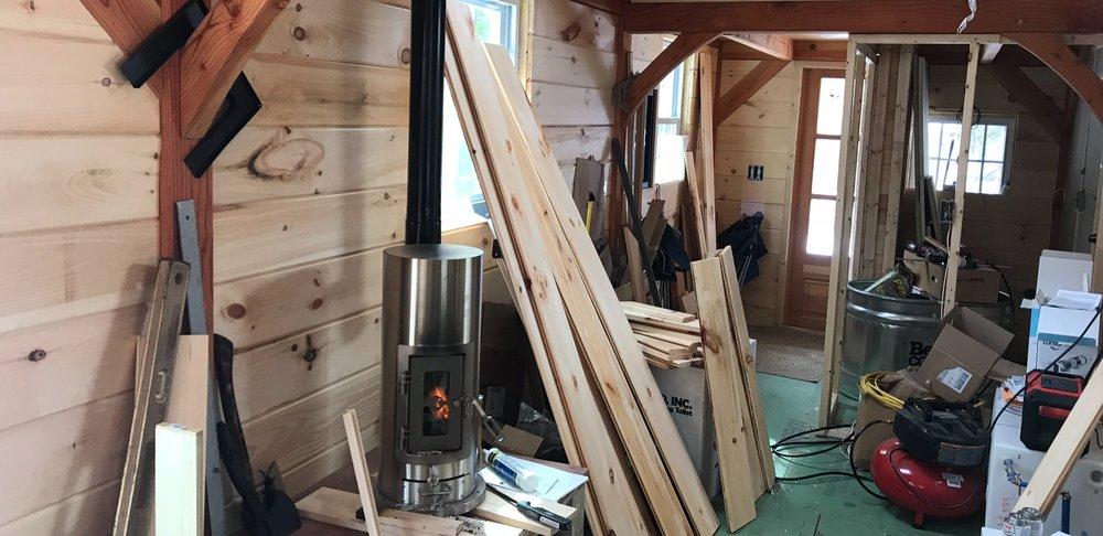 Pine & Compressor