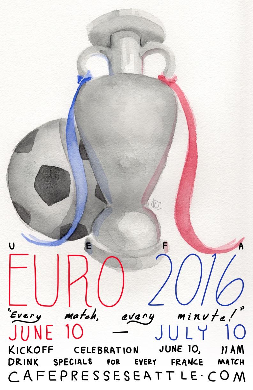 UEFA Euro Cup 2016