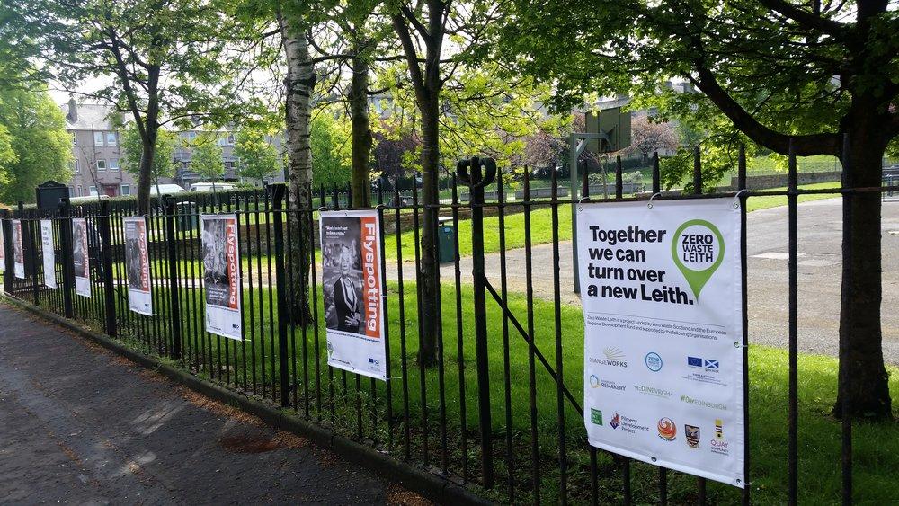 Changeworks / Zero Waste Leith