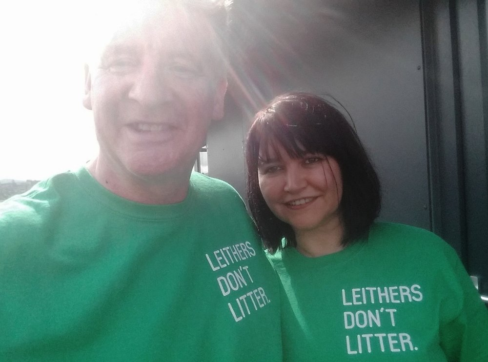 About - Leithers Don't Litter is our volunteer passion project. Our day job is advertising. So we believe that great communication can make a difference.