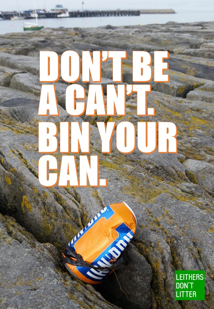 "Our response to  Irn Bru 's ""Don't Be A Can't, Be A Can"" campaign."