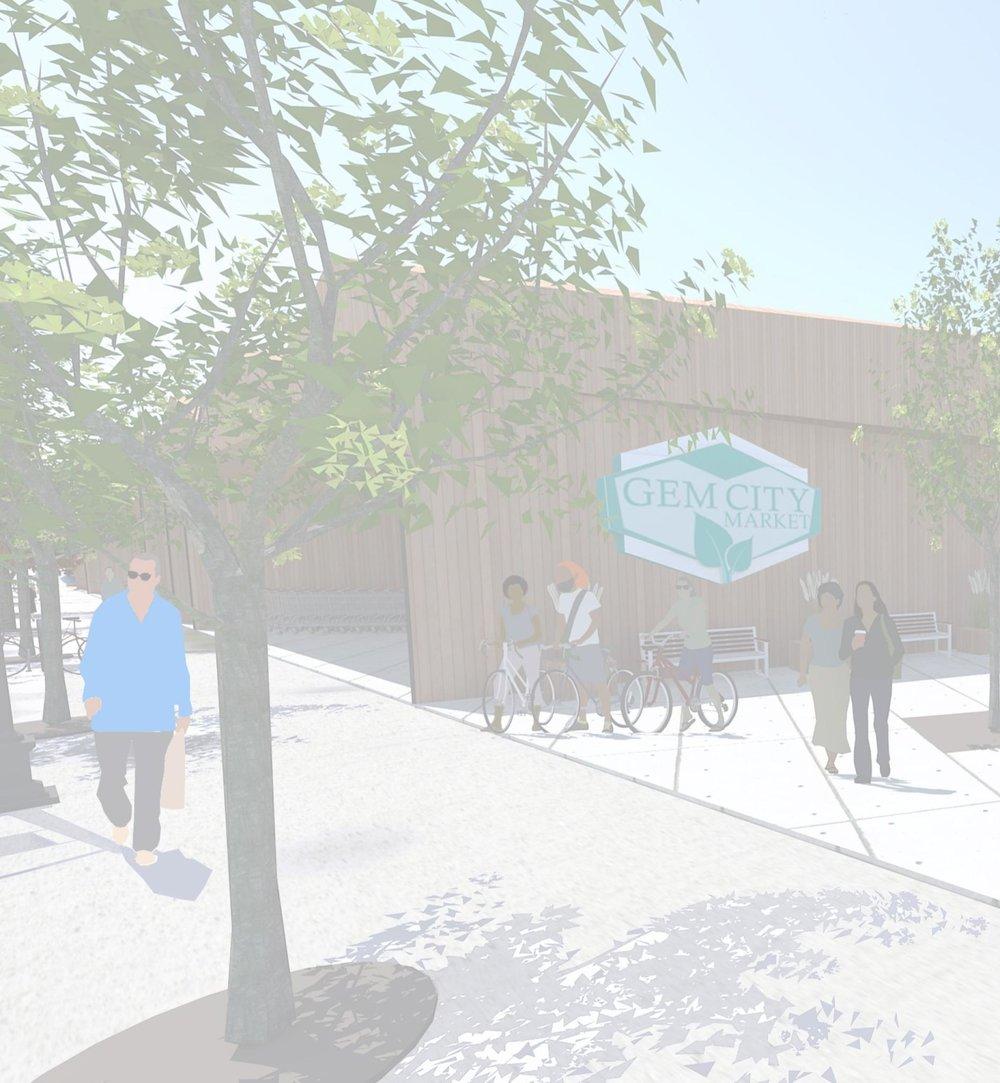 Gem City Market - The Gem City Market is a community- and worker-owned cooperative grocery store in development in West Dayton.Learn More