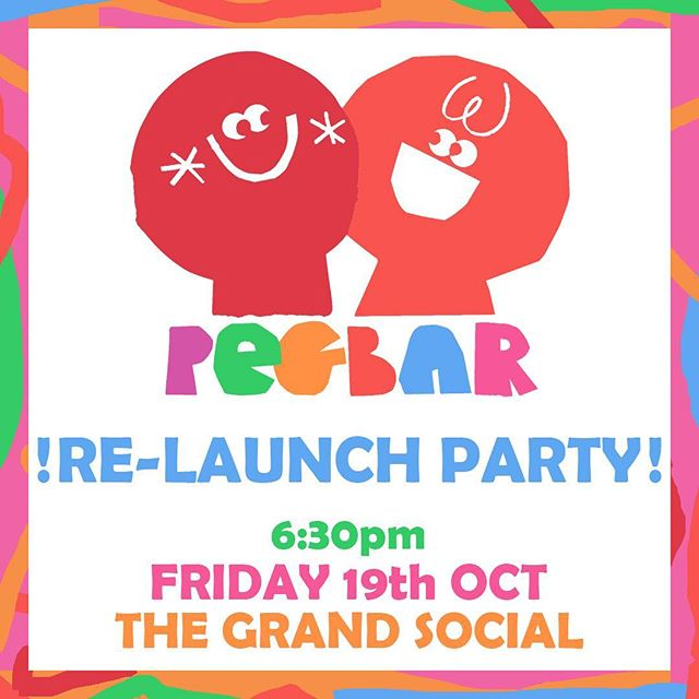Join us this Friday, the 19th at 6:30pm in The Grand Social to celebrate our relaunch and 10th anniversary!! 🎉⚡️🎉⚡️🎉⚡️🤘 There will be food, musics, drinks and chat. Hope to see you there!