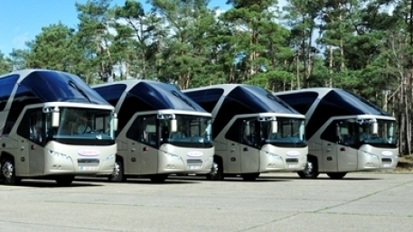 Luxury coaches - 4* luxury touringcars