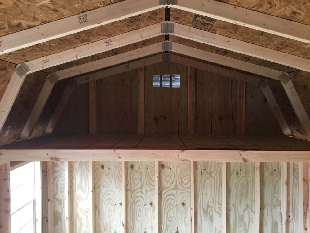 Standard loft.