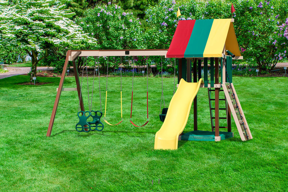 Dimensions: 18.5' L x 15.5' W Floor Height = 5' Swing Height = 8
