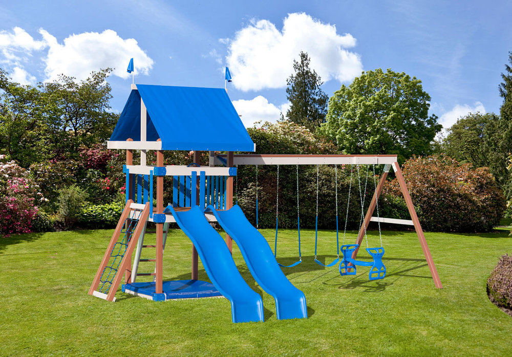 Dimensions: 21.5' L x 15.5' W Floor Height = 5' Swing Height = 8'