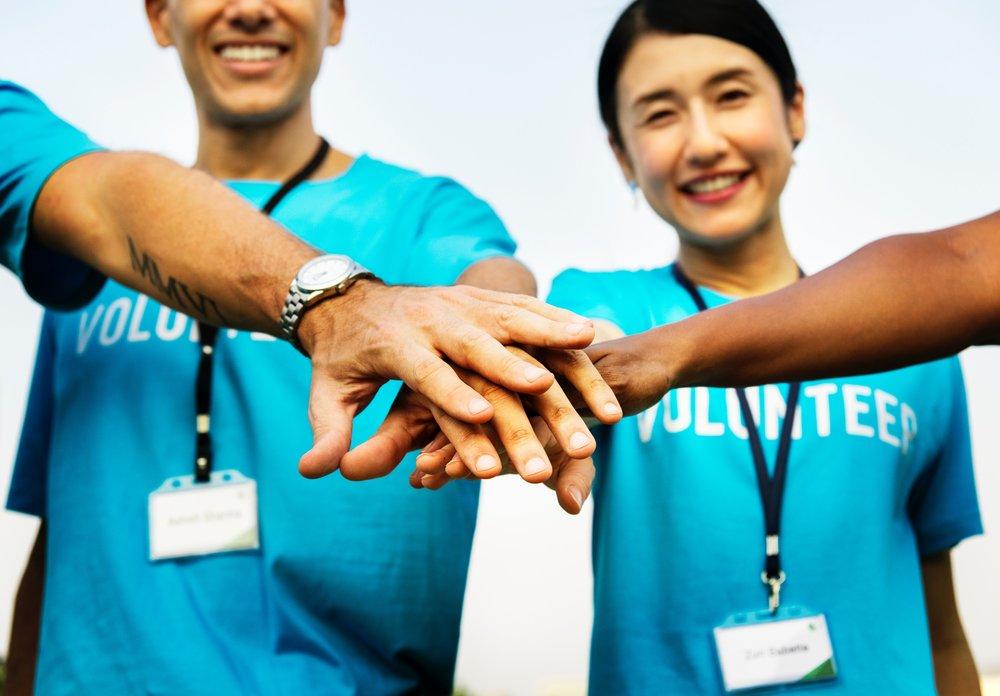 Volunteer for QI