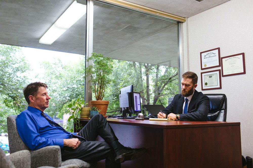 Attorneys Meeting