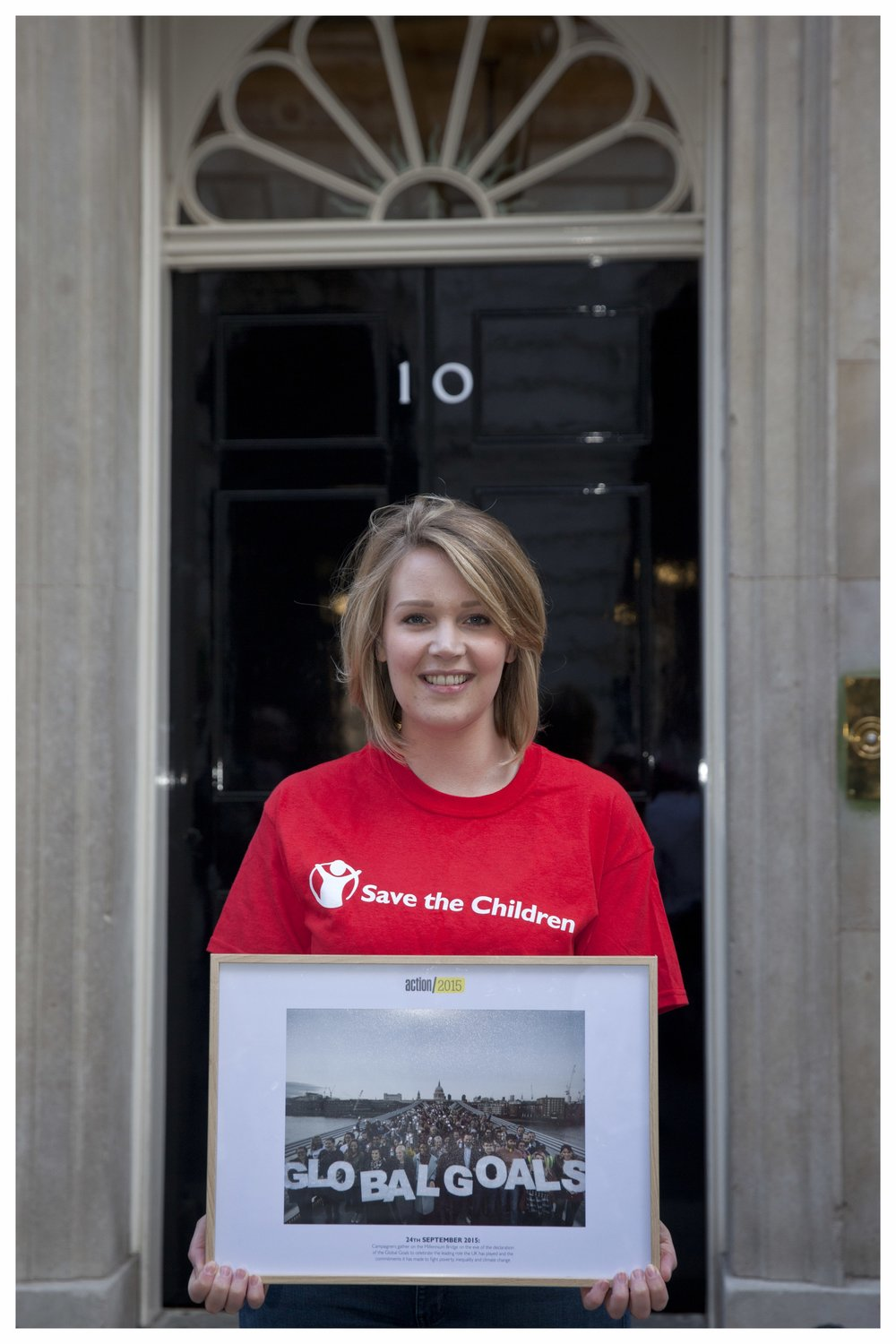 Outside No. 10