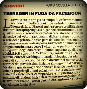 Fuga da Facebook1