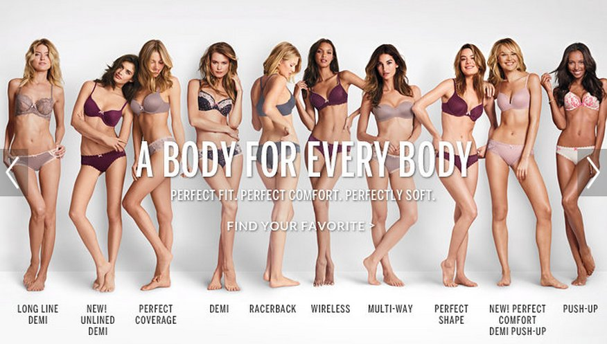a body for every body