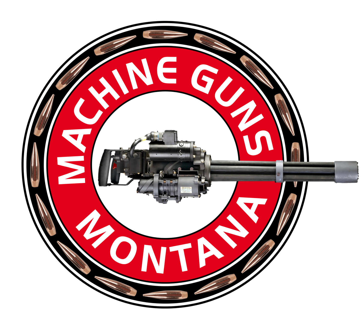 Machine Guns Montana