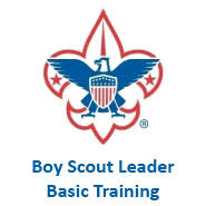 - Registered leaders are strongly enouraged to take the basic leader in-person training. This training consists of 2 weekday nights of classroom work, followed by a weekend campout to complete the course.