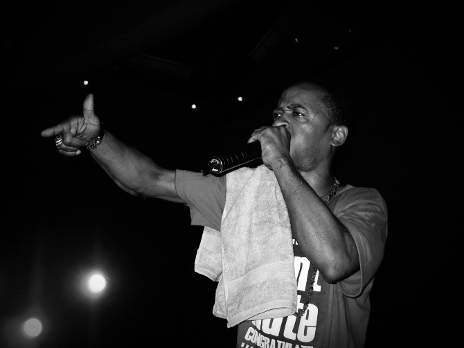 Buckshot the MC