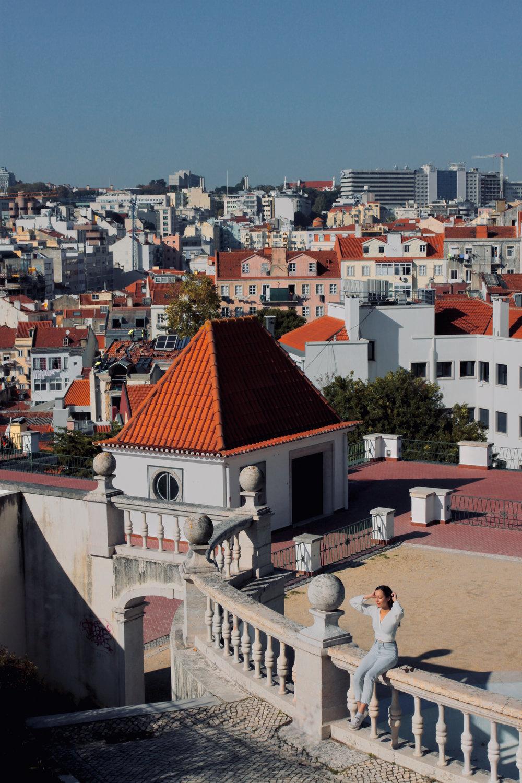 Unique experiences over 2 days in Lisbon | Jardim do Torel