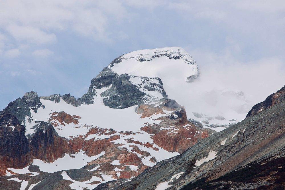 Mountains of Ushuaia