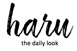 haru - the daily look