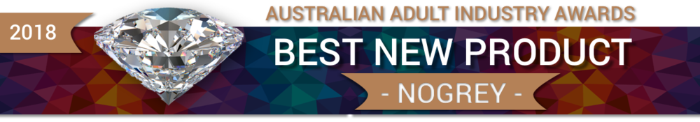 """See why we WON  """"Best New Product"""" at the Australian Adult Industry Awards… Empower your play and download now!"""