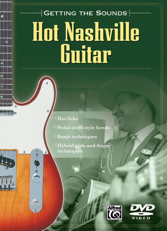 Hot Nashville Guitar