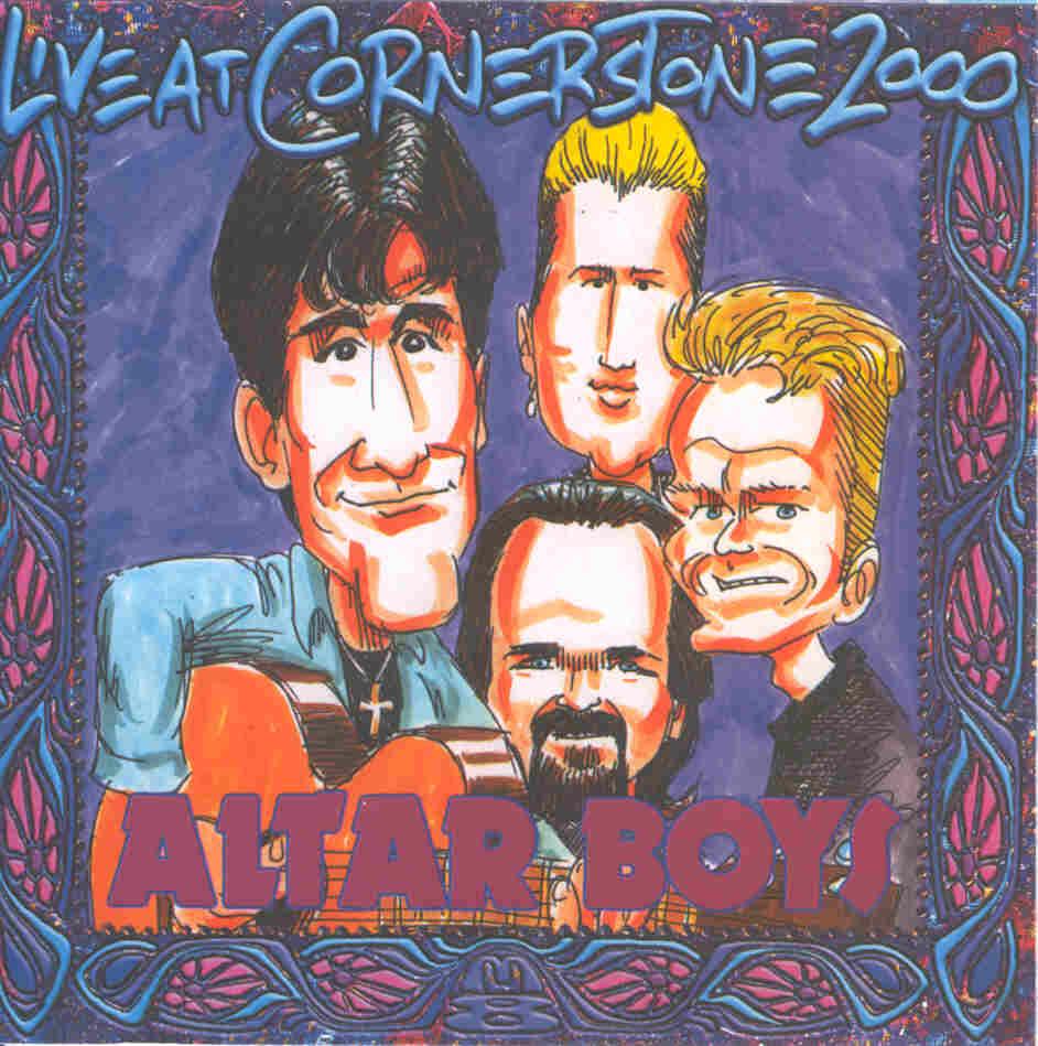 Live at Cornerstone 2000 (C2K)