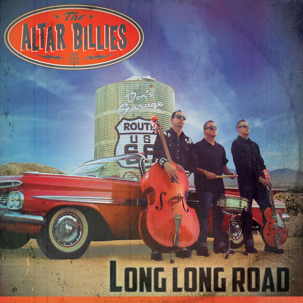 Long, Long Road (The Altar Billies, 2016)