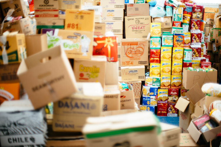 Project of Easton - We make monthly contributions of pasta to the Interfaith Food Pantry. We support ProJeCt in multiple other ways: donations, participate in Highmark Walk, and a new partnership with the summer education program Sizzle.