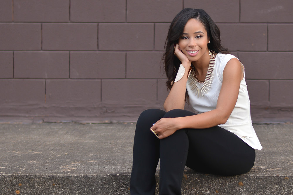 Brittany Bluford - Chief Content Officer