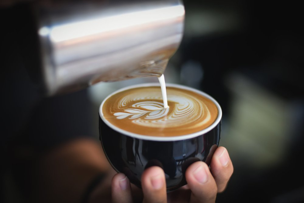 coffee is the answer - Our solution is to provide customer research at half the price by incentivizing targeted patrons with free coffee to gain valuable data. Users will download our simple app on their phone and answer important surveys for businesses-- every time they come back for their favorite latte or cappuccino.