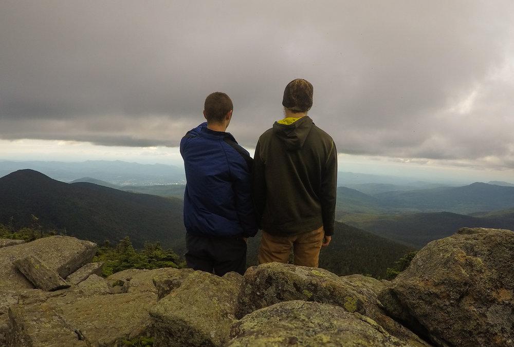 View From Killington Mountain