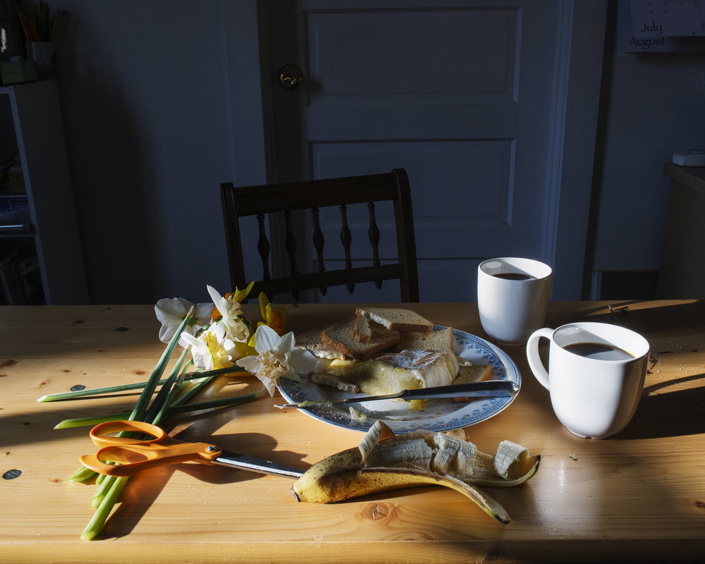 Forgotten Lunch