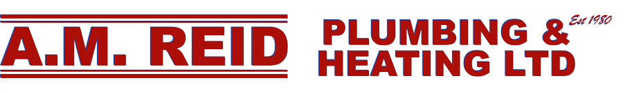 A.M. Reid Plumbing & Heating LTD - Based in Dunfermline