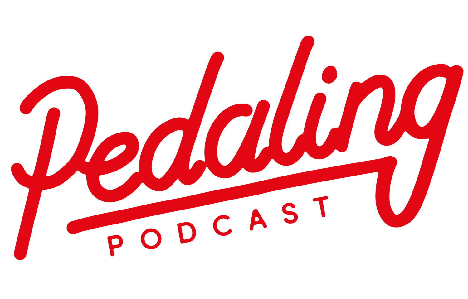 Pedaling Podcast