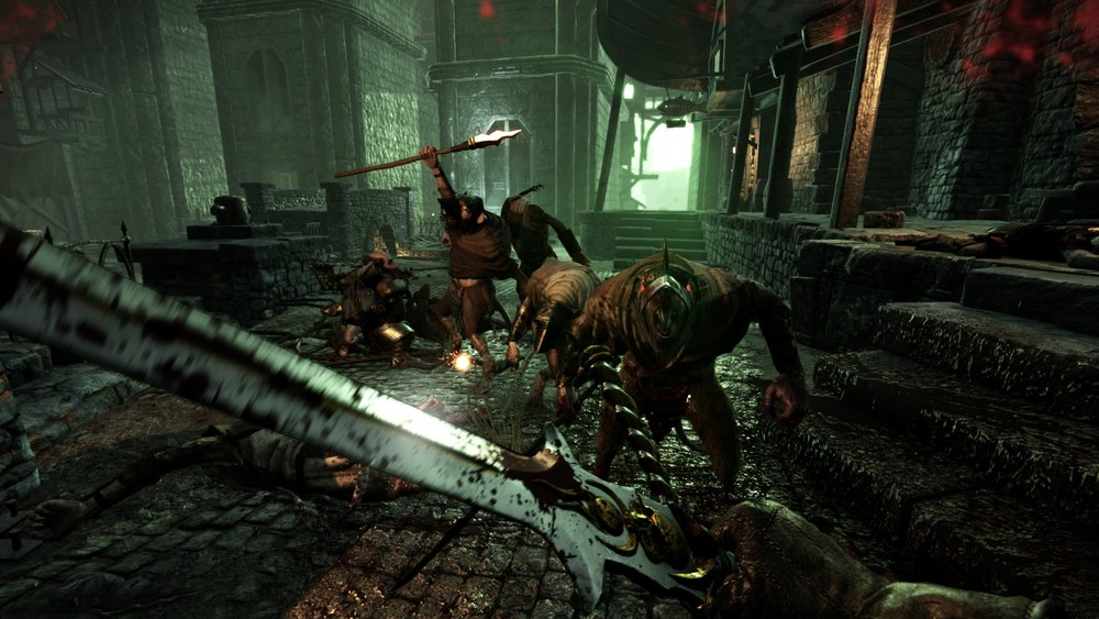 Warhammer - End Times: Vermintide -
