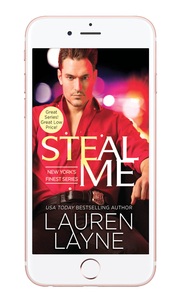 Steal Me - A too-serious police captain falls for his star witness.