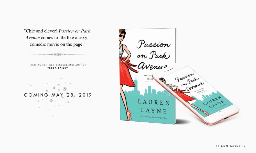 Passion on Park Avenue by Lauren Layne