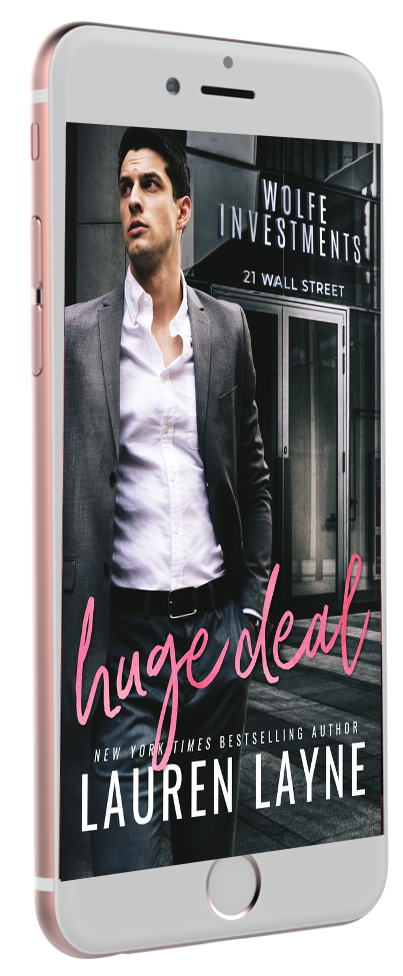 Huge Deal by Lauren Layne