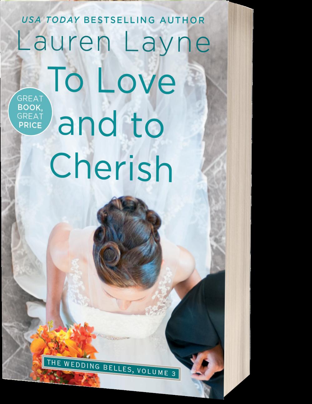 To Love and to Cherish by Lauren Layne