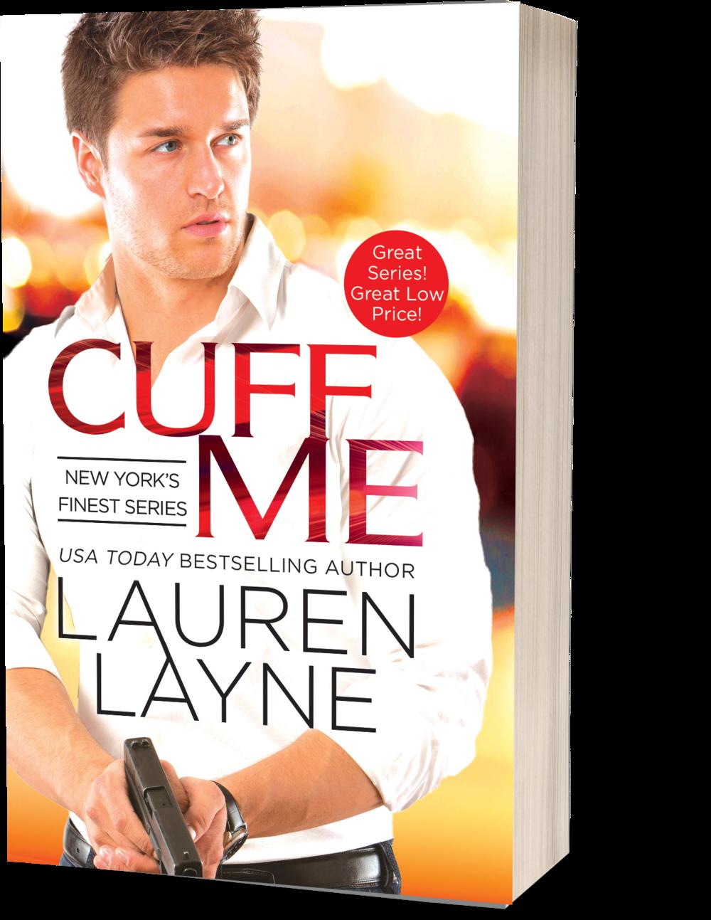 Cuff Me by Lauren Layne