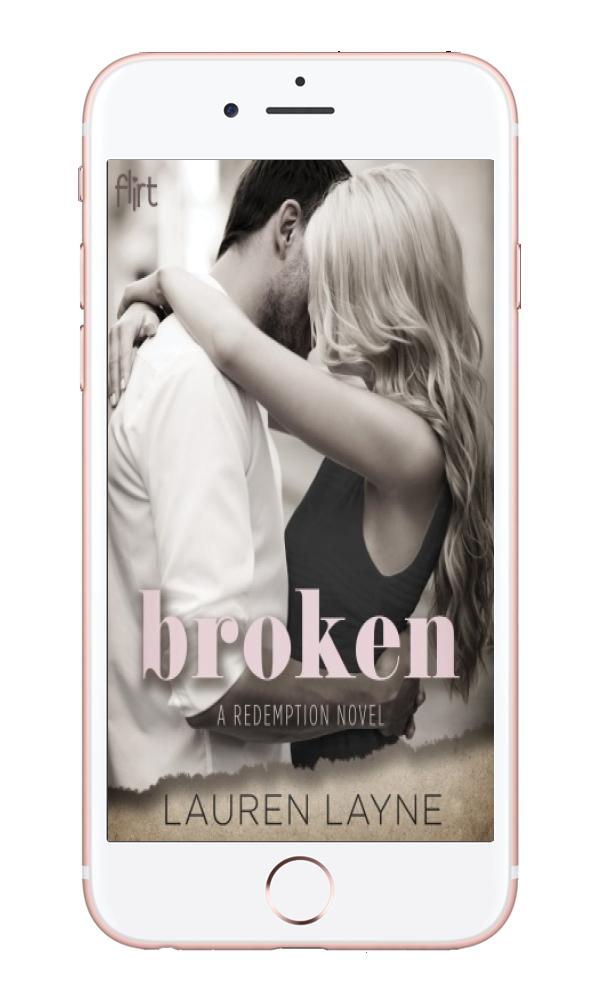 Broken by Lauren Layne
