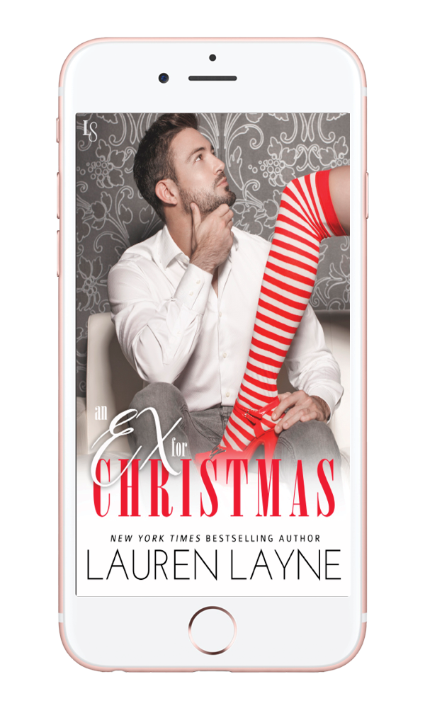 An Ex for Christmas by Lauren Layne