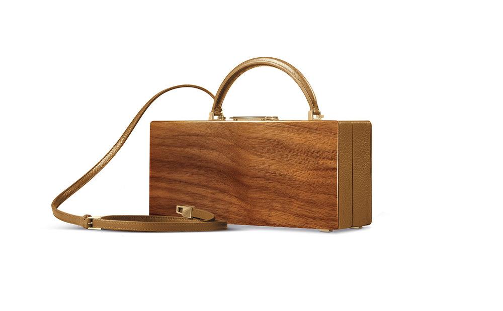 KS Walnut - Learn about all styles of our KS walnut handbags.