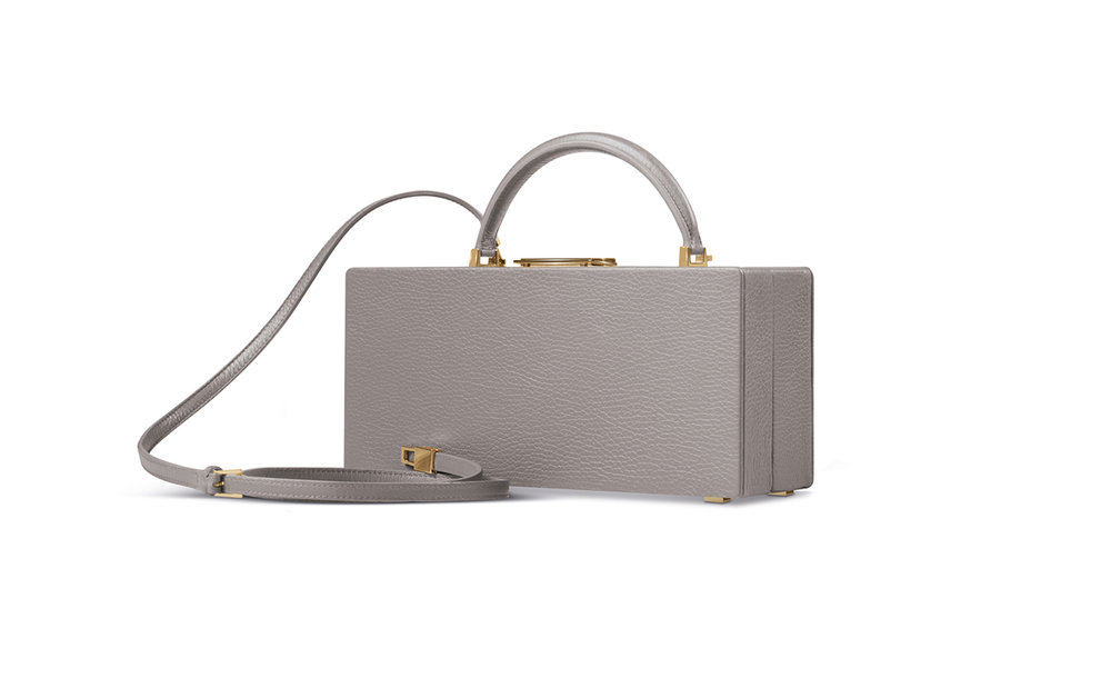 KS Leather - The Buwood KS leather handbag. Explore more about this model.