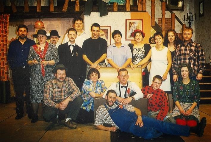 1986 Kaviar oder Lënsen - Wëntger Theaterfrënn