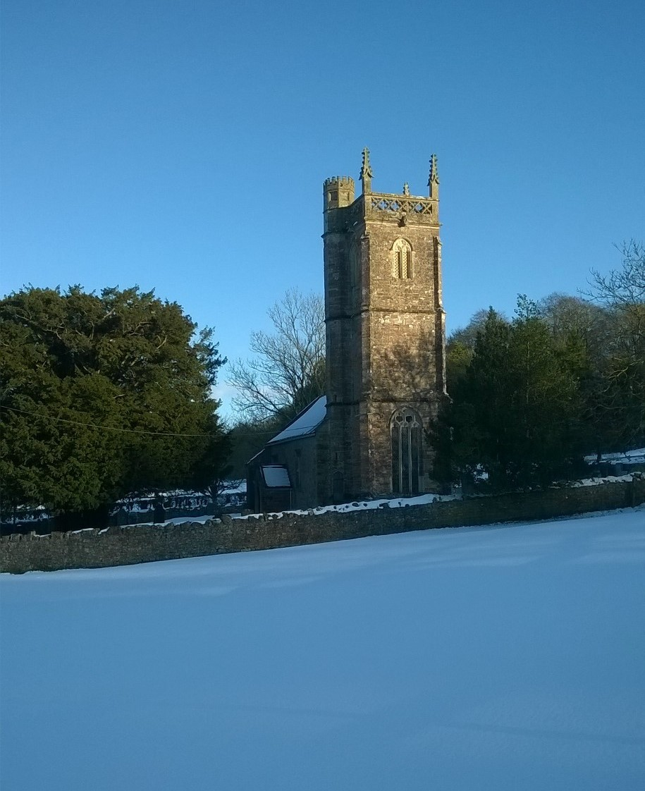 Stowey Church - Winter 2019