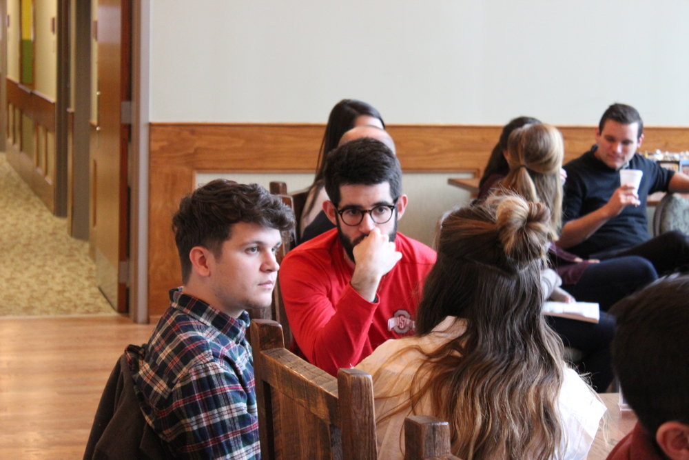 YOung AdultsRoundtable w/the Met - 05.03.2019 | St. Iakovos Retreat CenterYoung Adults [21-35] are invited to join Metropolitan Nathanael to discuss, learn, and collaborate together. Join us at 7pm at the St. Iakovos Retreat Center for a discussion, followed by an Easter Panagiri Cookout, as a part of the YAL Chicago Spring Retreat!